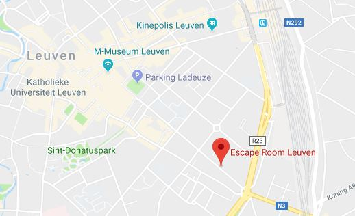 Map_EscapeRoomLeuven